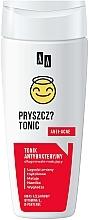 Парфюмерия и Козметика Антибактериален матиращ тоник - AA Emoji Antibacterial Tonik