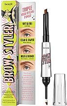 Парфюмерия и Козметика Молив и сенки за вежди 2в1 - Brow Styler Eyebrow Pencil & Powder Duo