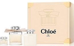 Парфюмерия и Козметика Chloe Signature - Комплект (парф. вода/75ml + лосион за тяло/100ml + парф. вода/5ml)