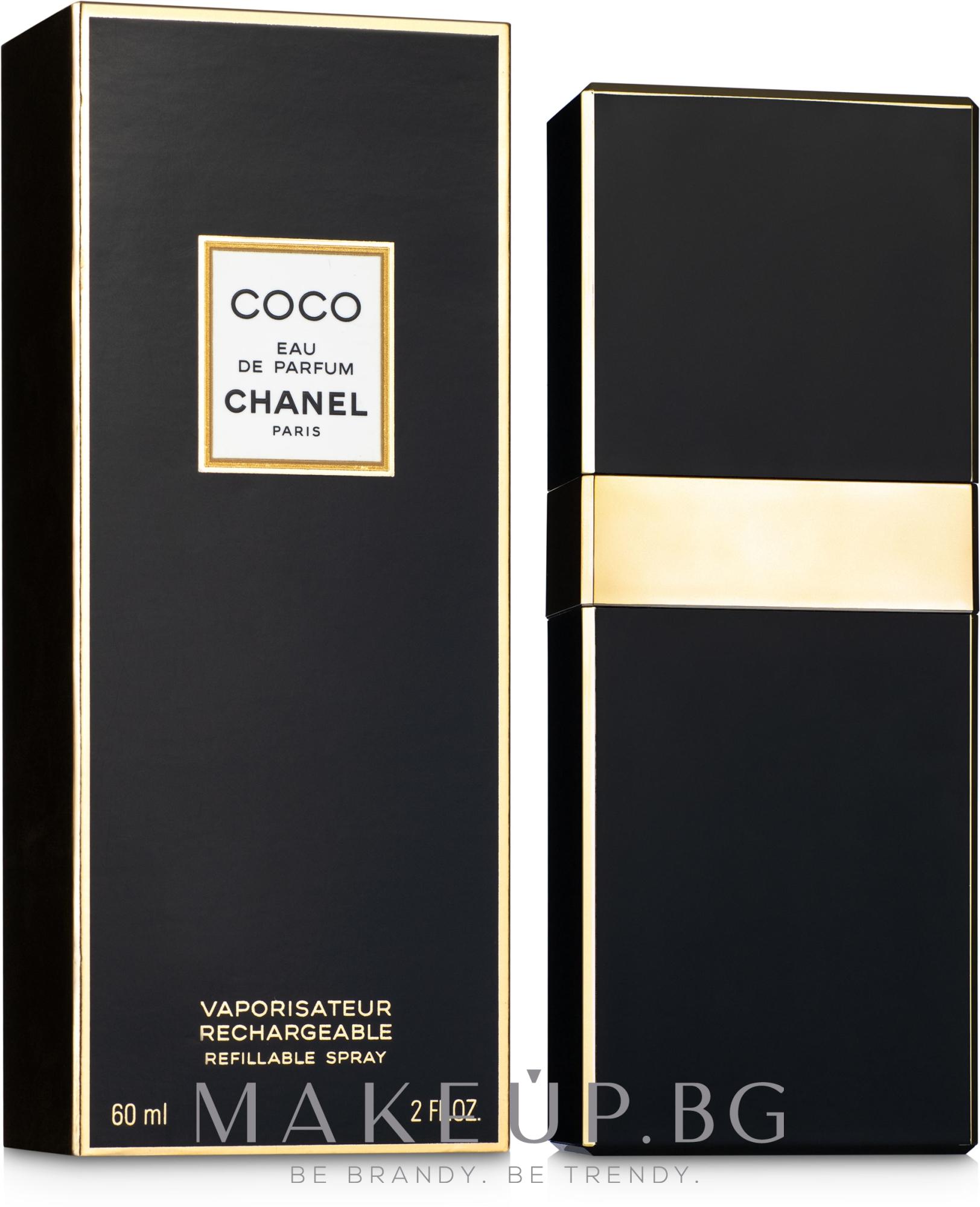 Chanel Coco - Парфюмна вода (пълнител) — снимка 60 ml