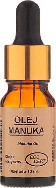 "Натурално масло ""Манука"" - Biomika Oil Manuka — снимка N1"