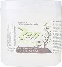 Парфюмерия и Козметика Маска за тяло - Sezmar Collection Professional Zen Aromatherapy Body Mask