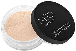 Парфюмерия и Козметика Пудра на прах - NEO Make Up HD Perfector Loose Powder