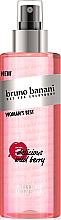 Парфюмерия и Козметика Bruno Banani Woman's Best - Парфюмен спрей за тяло