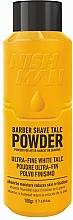 Парфюмерия и Козметика Талк за тяло - Nishman Barber Shave Talc