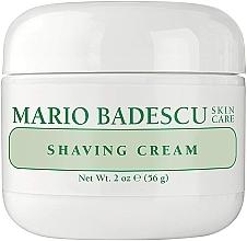 Парфюмерия и Козметика Крем за бръснене - Mario Badescu Shaving Cream