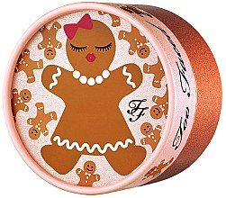 Парфюмерия и Козметика Озаряваща пудра за лице и тяло - Too Faced Gingerbread Sugar Kissable Body Shimmer