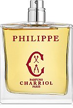Парфюмерия и Козметика Charriol Philippe Eau de Parfum Pour Homme - Парфюмна вода ( тестер без капачка )