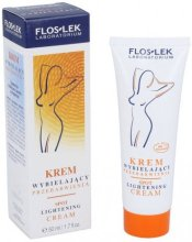 Парфюмерия и Козметика Избелващ крем за пигментни петна - Floslek Spot Lightening Cream