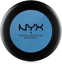 Парфюмерия и Козметика Матови сенки - NYX Professional Makeup Nude Matte Shadow