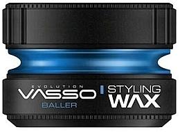 Парфюмерия и Козметика Моделиращ восък за коса - Vasso Professional Hair Styling Wax Baller