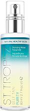 Парфюмерия и Козметика Хидратиращ спрей за лице с ефект на автобронзант - St. Tropez Self Tan Purity Bronzing Water Face Mist