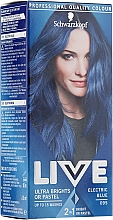 Парфюмерия и Козметика Полу-трайна крем боя за коса - Schwarzkopf Live Ultra Brights or Pastel