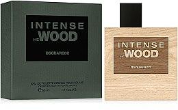 Парфюми, Парфюмерия, козметика DSQUARED2 Intense He Wood - Тоалетна вода