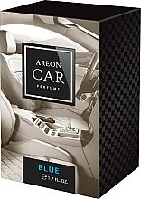 Парфюмерия и Козметика Арома дифузер за коса - Areon Car Perfume Blue