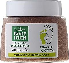 Парфюми, Парфюмерия, козметика Хипоалергенни соли за крака - Bialy Jelen Hypoallergenic Salt Feet