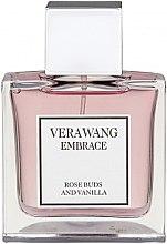 Парфюми, Парфюмерия, козметика Vera Wang Embrace Rose Buds & Vanilla - Тоалетна вода