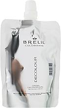 Парфюмерия и Козметика Изсветляващ крем за коса - Brelil Colorianne Prestige Bleaching Cream