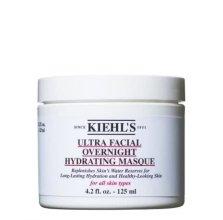 Парфюмерия и Козметика Нощна овлажняваща маска - Kiehl's Ultra Facial Overnight Hydrating Masque