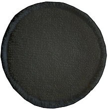 Парфюмерия и Козметика Многократен тампон за почистване на грим, черен - Deni Carte