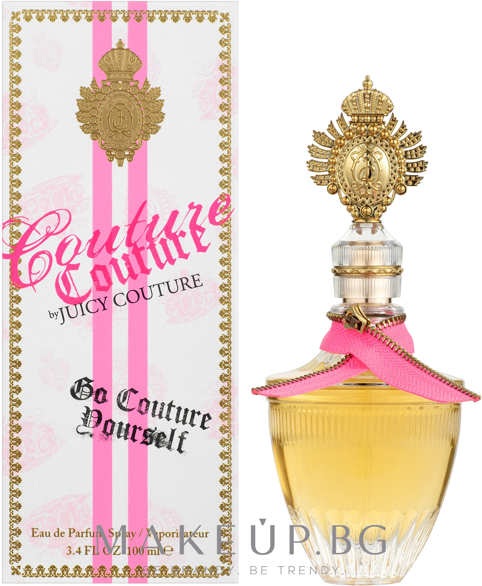 Juicy Couture Couture Couture - Парфюмна вода — снимка 100 ml