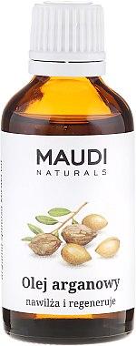 Арганово масло - Maudi Naturals — снимка N1