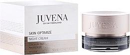 Парфюмерия и Козметика Нощен крем за чувствителна кожа - Juvena Skin Optimize Night Cream Sensitive Skin