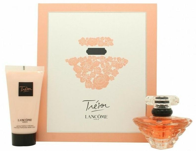 Lancome Tresor - Комплект (парф. вода/30ml + лосион за тяло/50ml) — снимка N1