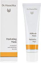 Парфюмерия и Козметика Овлажняваща маска за лице - Dr. Hauschka Hydrating Mask