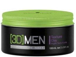 Парфюми, Парфюмерия, козметика Оформяща глина за коса - Schwarzkopf Professional 3D Mension Texture glay