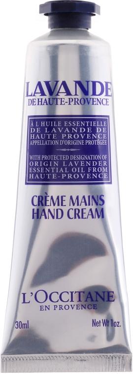 """Крем за ръце """"Лавандула"""" - L'Occitane Lavande крем за ръце — снимка N1"""