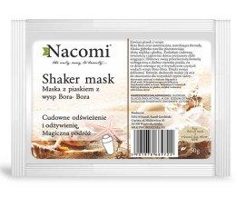 """Парфюми, Парфюмерия, козметика Алгинатна маска за лице """"Бора Бора"""" - Nacomi Shaker Mask"""