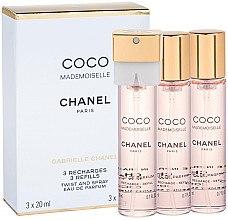 Парфюмерия и Козметика Chanel Coco Mademoiselle - Парфюмна вода (пълнител)