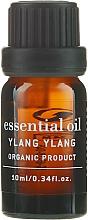 "Етерично масло ""Иланг-иланг"" - Apivita Aromatherapy Organic Ylang-Ylang Oil  — снимка N2"