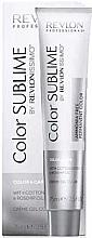 Парфюми, Парфюмерия, козметика Безамонячна боя за коса - Revlon Professional Color Sublime