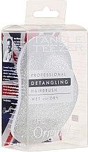 Парфюмерия и Козметика Четка за коса, сребриста с брокат - Tangle Teezer Detangling The Original Silver Sparkle