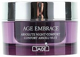 """Парфюми, Парфюмерия, козметика Нощен крем """"Абсолютен комфорт"""" - Ga-De Age Embrace Absolute Comfort Cream"""