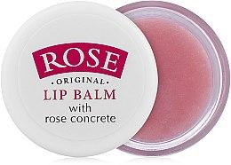 Парфюмерия и Козметика Балсам за устни - Bulgarian Rose Rose Lip Balm