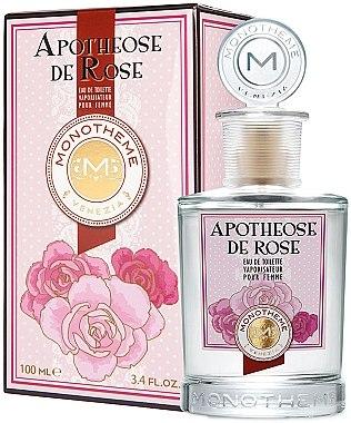 Monotheme Fine Fragrances Venezia Apotheose De Rose - Тоалетна вода — снимка N1