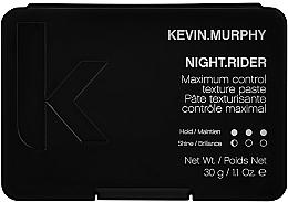 Парфюмерия и Козметика Текстурираща матираща паста за коса със силна фиксация - Kevin.Murphy Night.Rider Matte Texture Paste Firm Hold