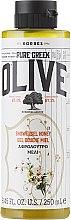 "Парфюми, Парфюмерия, козметика Душ гел ""Мед"" - Korres Pure Greek Olive Honey Shower Gel"