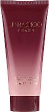 Jimmy Choo Fever - Комплект (парф. вода/100ml + лосион за тяло/100ml + парф. вода/7.5ml) — снимка N4
