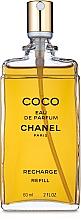 Chanel Coco - Парфюмна вода (пълнител) — снимка N3