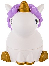 Парфюмерия и Козметика Балсам за устни - Cosmetic 2K Sweet Unicorn Lip Balm Marshmallow