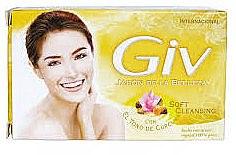 """Парфюмерия и Козметика Сапун """"Деликатно почистване"""" - Giv Beauty Soap Soft Cleaning"""