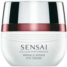 Парфюми, Парфюмерия, козметика Крем против бръчки за околоочна зона - Kanebo Sensai Cellular Performance Wrinkle Repair Eye Cream