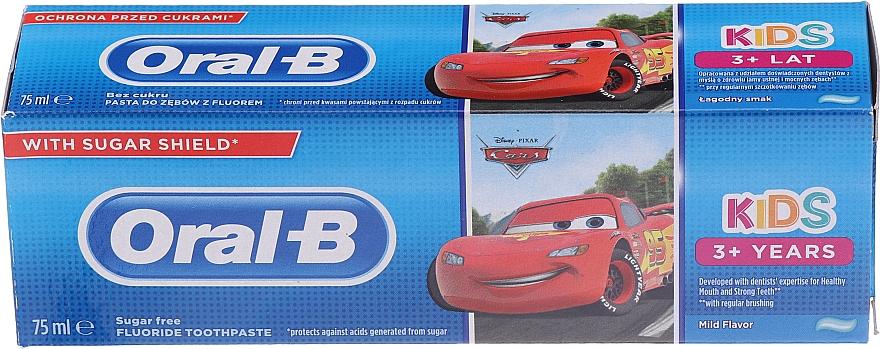 Детска паста за зъби - Oral-B Kids Cars Toothpaste