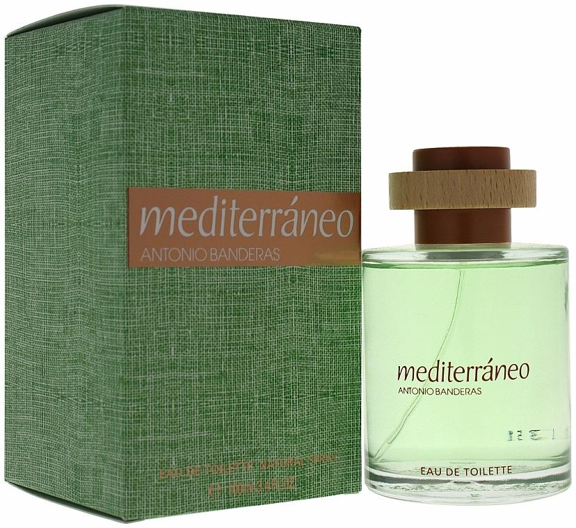 Mediterraneo Antonio Banderas - Тоалетна вода — снимка N2