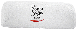 Парфюмерия и Козметика Подлакътник за маникюр, бял - Peggy Sage