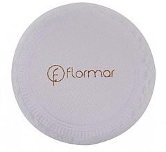 Парфюмерия и Козметика Пухкава гъба за грим - Flormar Powder Puff Pudra